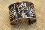 silvia's cuff bracelet