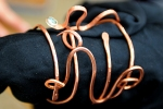 copper wire cuff 1 - Copy